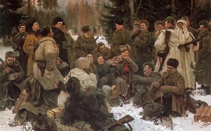گفتگو با آبتین گلکار ادبیات روسیه