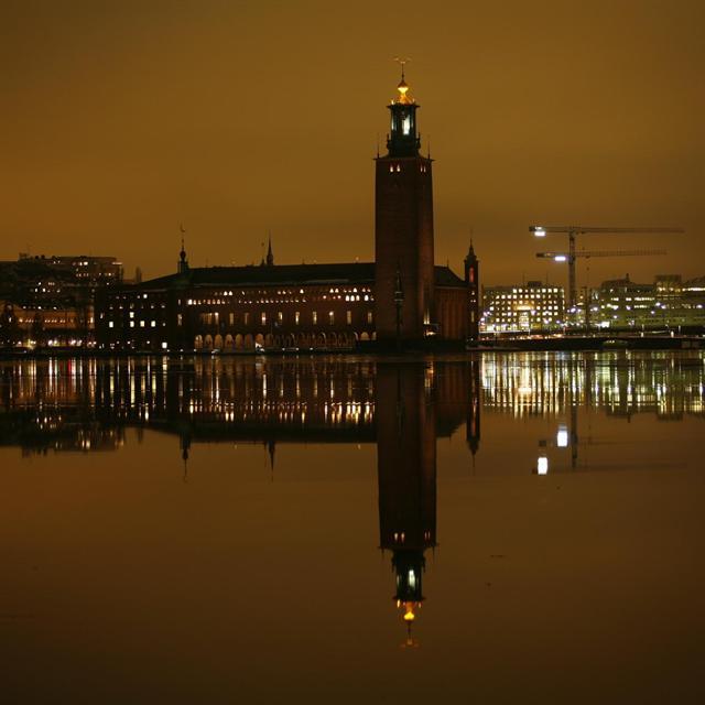 شورای شهر استکهلم