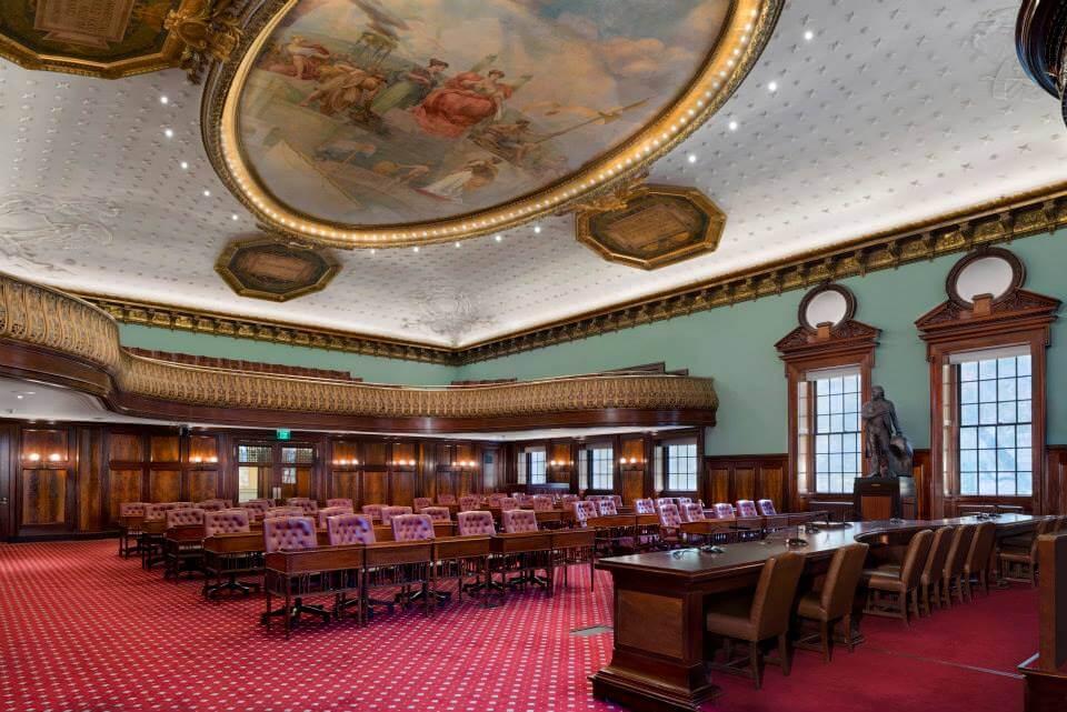 ساختمان شورای شهر نیویورک