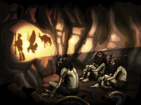 در غار افلاطون فیلم ببینید