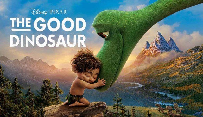 معرفی انیمیشن: دایناسور خوب (The Good Dinosaur)