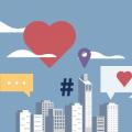 مدیریت شهرها و شبکههای اجتماعی